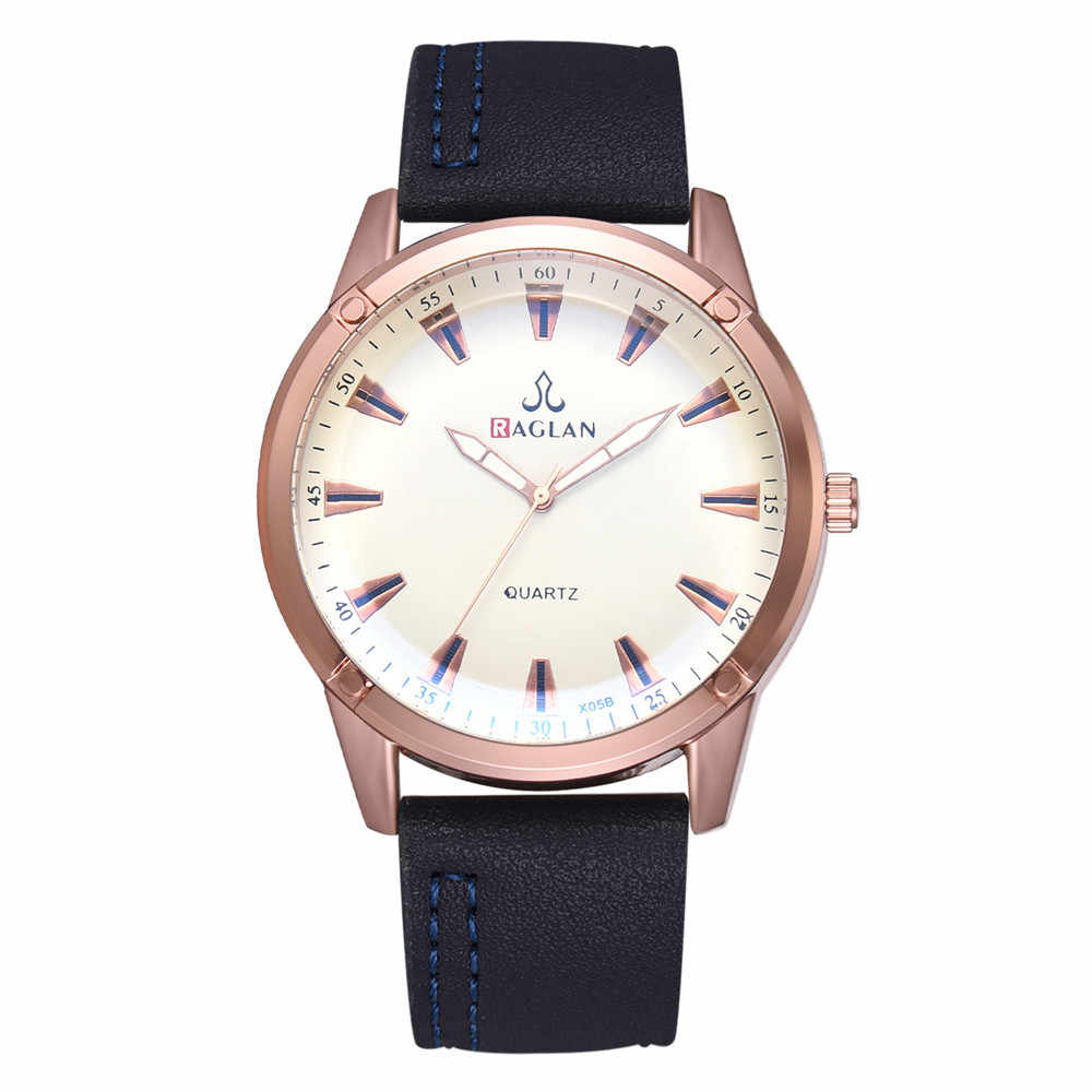 2019 Homens Relógio Relogio masculino Nova Moda Dos Homens De Alta Qualidade Relógio de Couro relógio de Pulso de Quartzo Analógico Reloj Hombre