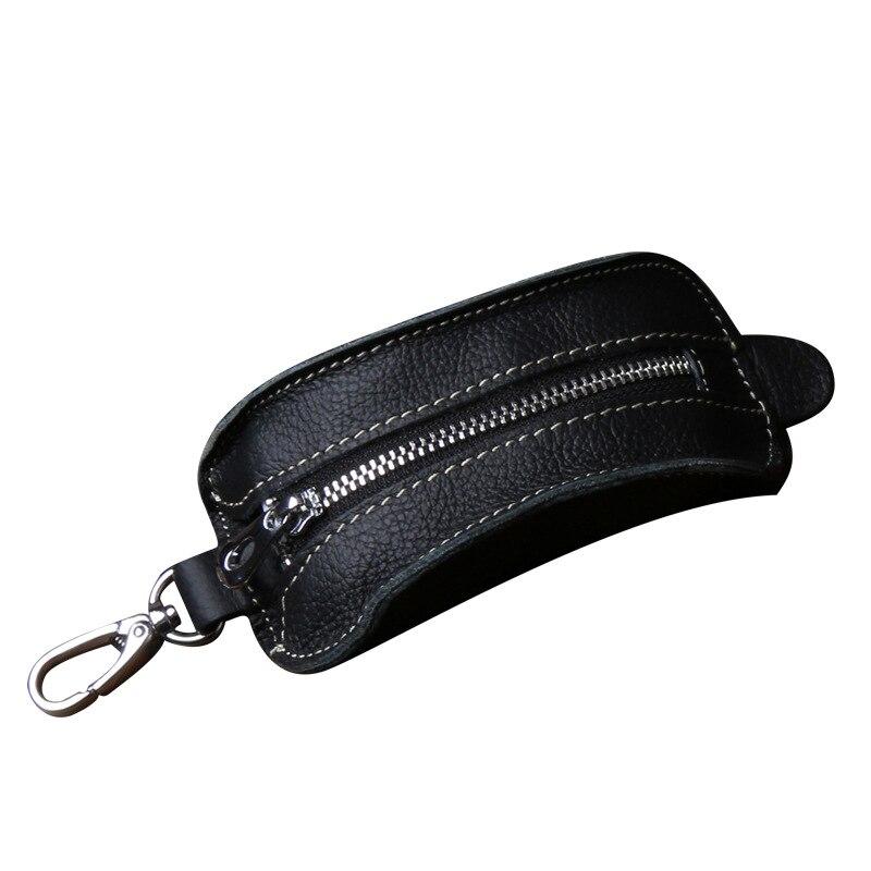 zíper bolsa de couro da Modelo Número : Zcm030