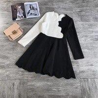 Новинка 2018 Высокое качество модные платье для подиума летние платья Для женщин бренда Элитная одежда Женская одежда A0999
