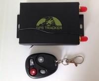 GPS105B GPS/GSM/GPRS Inseguimento Auto Dispositivo, supporto Kilometrage Relazione e RFID & Camera & Velocità di rilevamento