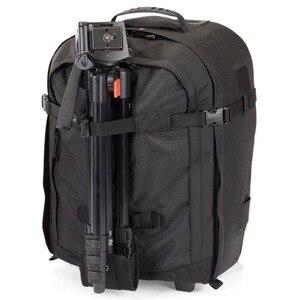 Image 4 - حقيبة ظهر Lowepro Pro run450 AW حقيبة كاميرا تصوير مستوحاة من المناطق الحضرية حقيبة ظهر رقمية للحاسوب المحمول SLR 17 بوصة مزودة بغطاء مطر