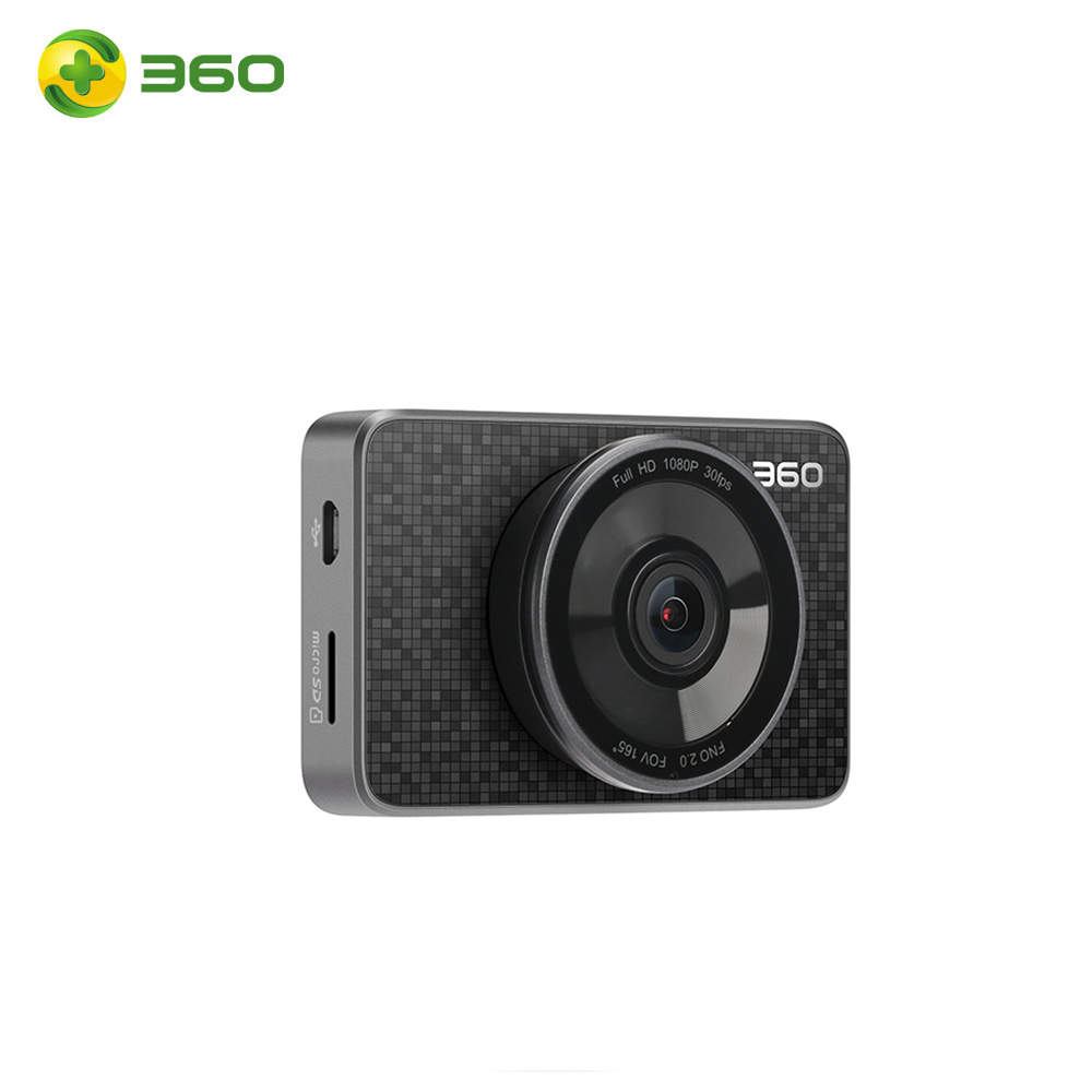 360 Smart Drive Recorder Camera 3.0 inch Full HD 1080P wifi Automatic loop recording Wide angle Packing monitor Video sharing