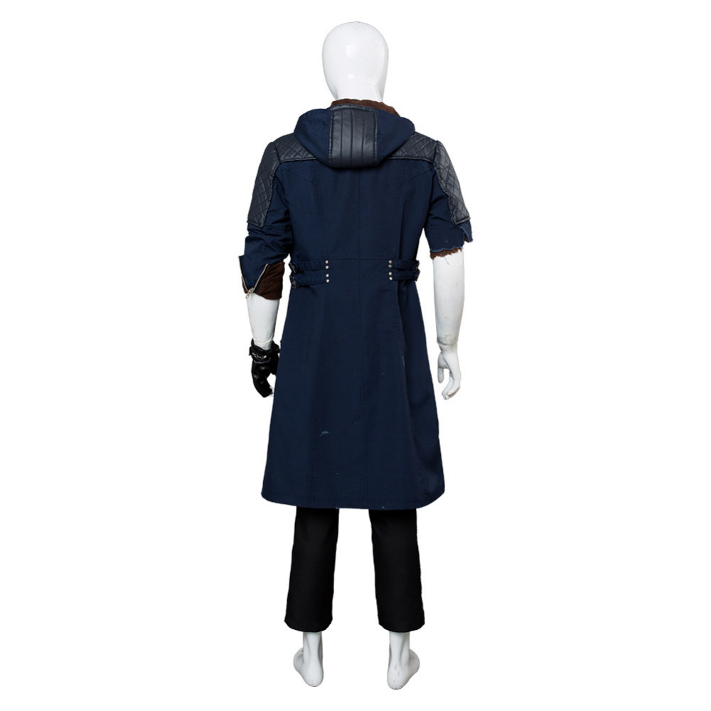 Details about  /Devil May Cry Nero Cosplay Costume Custom Made Halloween Full Set Outfit