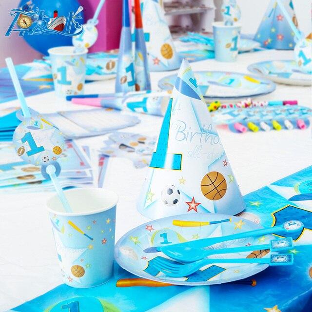 116 Unids 78 Unids Nuevo Juego De Decoracion De Fiesta De