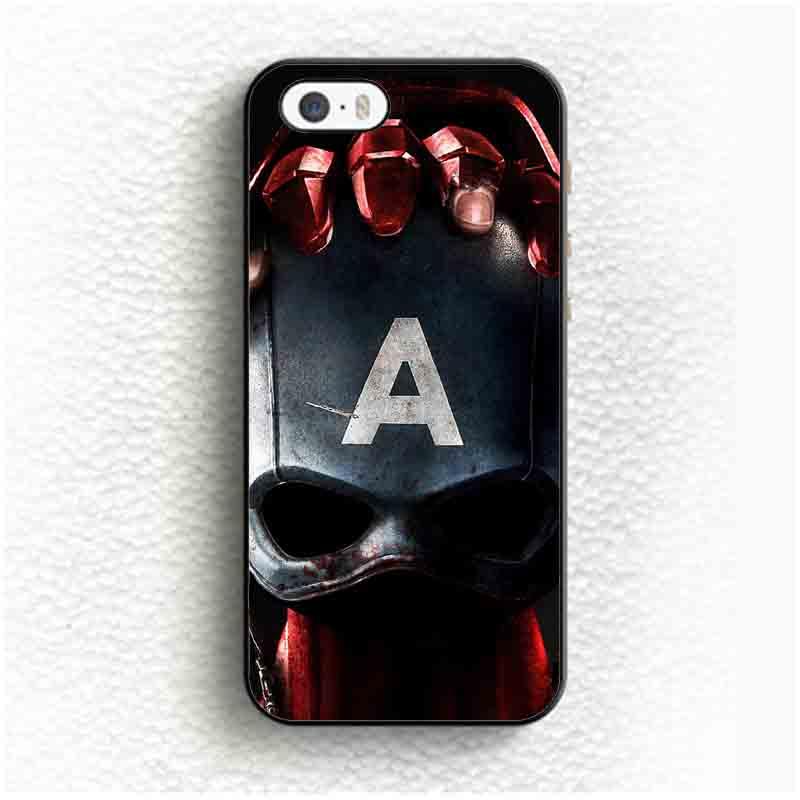 Капитан Америка Звездные войны bb-r2d2 Мода жесткий Пластик крышка Чехол  для Apple IPhone 4 4S 5 5S SE 5C 6 6S 6 Plus Телефонные чехлы 4ff063f8676
