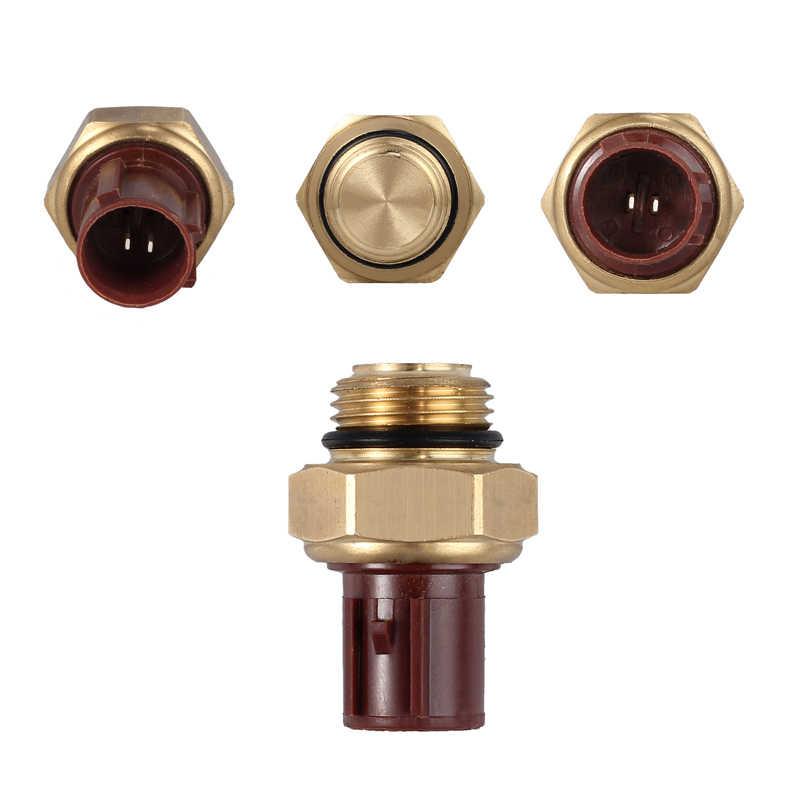 Justech 37760-P00-003 Radiator Coolant Fan Temperature Sensor Water Temp Switch for Honda Acura