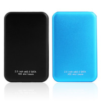 Aluminium 2 5 2 5 Inch USB 3 0 HDD Cover Case Hard Drive Disk SATA
