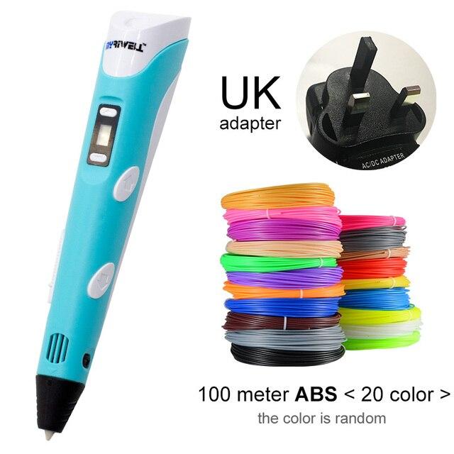 Blue UK-100m ABS