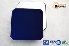 BOGUANG 1PCS flexible high efficiency solar cell 125*125MM back contact mono solar module 12V DIY solar panel system kits