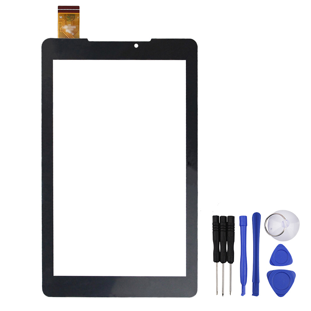New 7 Inch Touch Panel for Prestigio MultiPad PMT3777 3G PMT3767 Glass Sensor Digitizer Replacement pb70a2616 Free Shipping