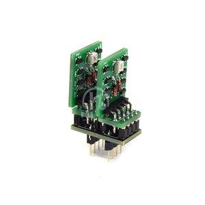Image 5 - OPA627 LME49710 muses 03 DIP8 tek OP AMP dönüşüm çift operasyonel amplifikatör IC çip Altın kaplama kaynak devre