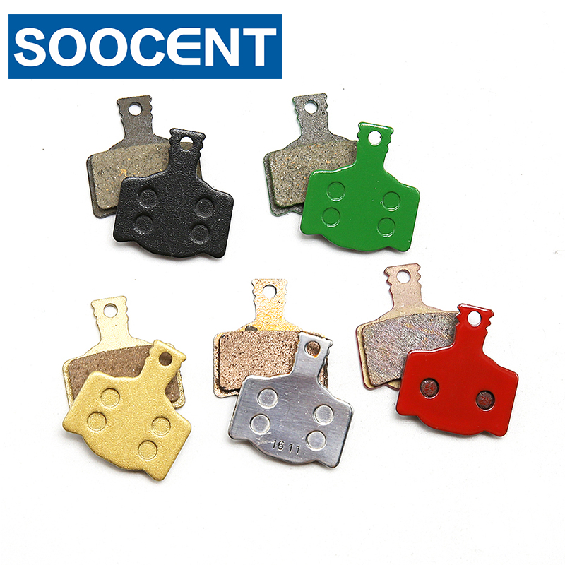 4 Pairs Bicycle Brake Pads For Magura MT8 MT6 MT4 MT2 MTB Mountain Bike Disc Brake 2016 magura mt2 bike bicycle hydraulic disk brake set front