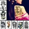 Fashion Glitter Tattoo Sticker Waterproof Tattoo Sticker Body Art Paint Face Body Painting Paint Craft Tattoos Art