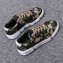 Men Sneakers  Camouflage Casual Shoes 2019 Summer Army Green Trainers Ultra Boosts Zapatillas Deportivas Hombre