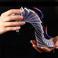Waterfall Card Props Automatic Poker Magic Tricks Magic Electric Poker 400magic