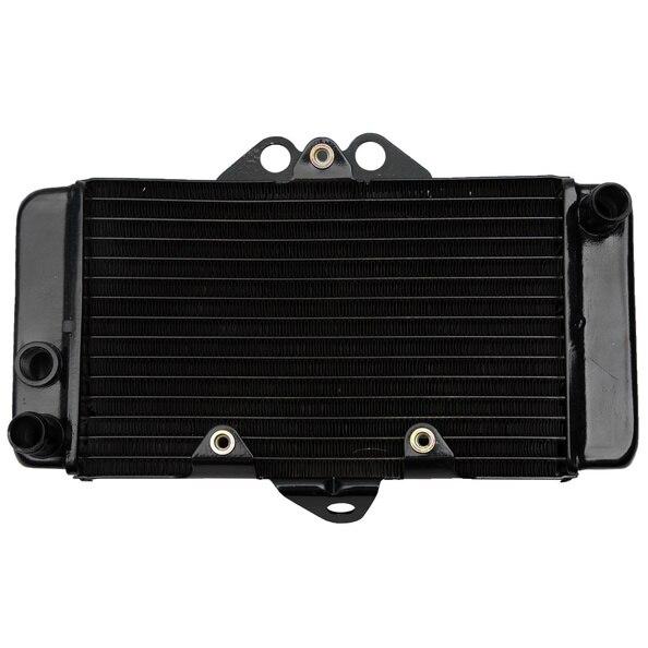 Black Aluminum Radiator Cooler Cooling For Honda VTR250 1997 2007 98 99 00 01 02