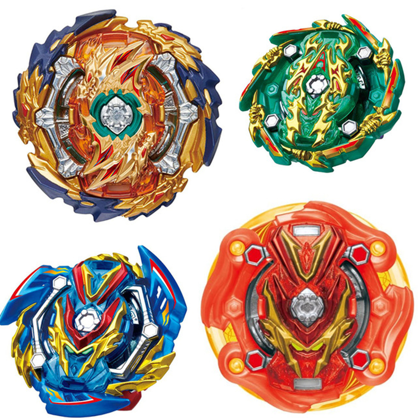 Hot Launchers <font><b>Beyblade</b></font> <font><b>burst</b></font> starter Bey Blade blades metal bayblade stater set high performance battling top image