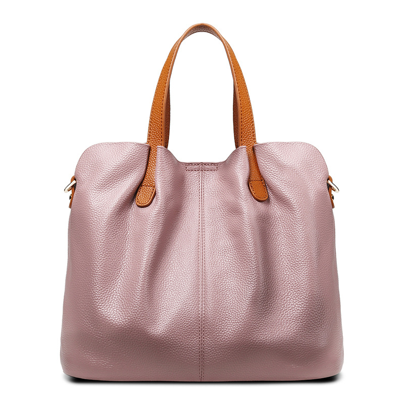 SENDEFN 2018 กระเป๋าถือผู้หญิงที่มีชื่อเสียงแบรนด์หนังไหล่กระเป๋าขนาดใหญ่ความจุกระเป๋า Crossbody ผู้หญิง Casual Tote Sac-ใน กระเป๋าสะพายไหล่ จาก สัมภาระและกระเป๋า บน   3