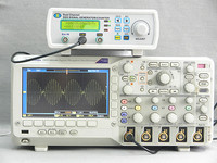 Digital Dual Channel MHS 5200P DDS Arbitrary Waveform Generator Function Signal Signal Generator 6MHz Amplifier