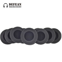 10x almofada de espuma almofadas de cobertura de ouvido almofada para philips shm1500 sbc hs500 auscultadores sbfree frete grátis alistore