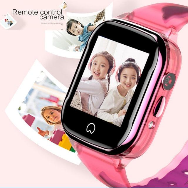 K21 Smart GPS Watch Kids 2019 New IP67 Waterproof SOS Phone Kids Smart Watch Children Clock Fit SIM Card IOS Android Wristwatch 3