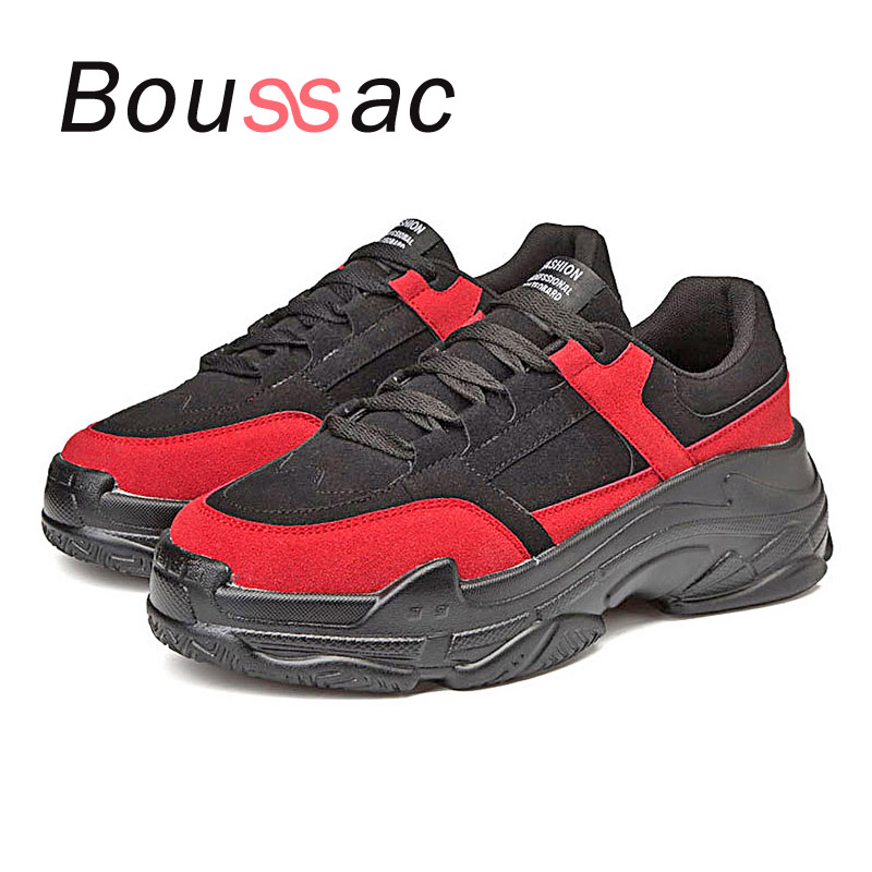 comfortable lightweight sneaker Leather waterproof  Wear-resistant on-slip sneaker 2018new  autumn winter  outdoor  shoes