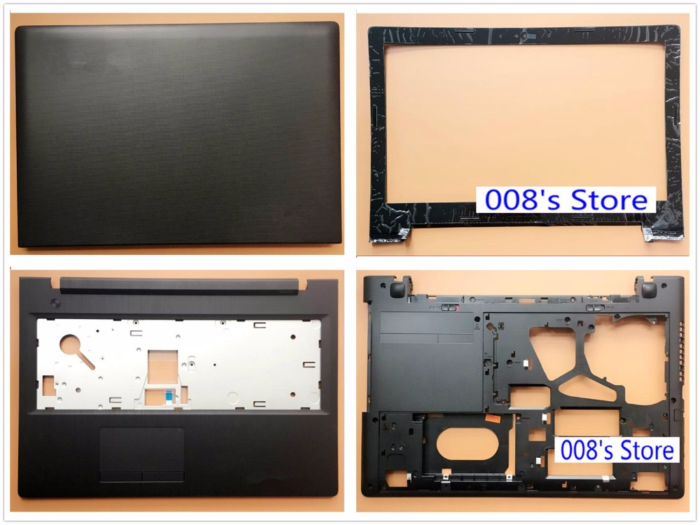 """New AP0TH0001E0 for Lenovo Z50 Z50-70 Z50-75 15.6/"""" LCD Rear Lid Top Back Cover"""