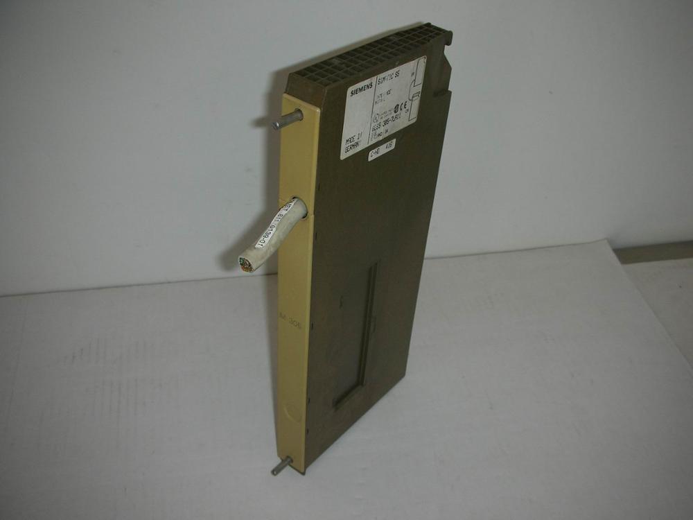 1PC USED * 6ES5305-7LA11 1pc used fatek pm fbs 14mc plc