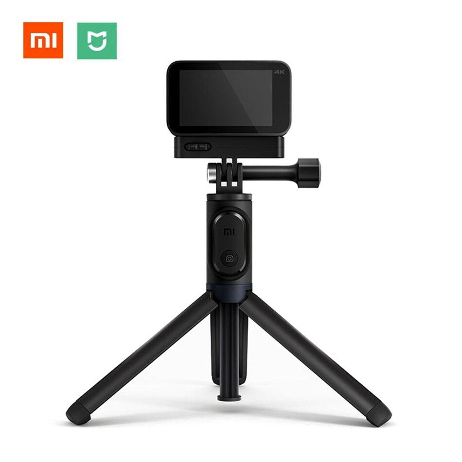 Xiaomi Mijia XXJZPG01YM Bluetooth 2 in 1 Selfie Stick Tripod Monopod for Xiaomi Mijia 4K Mini Sport Camera 360 Degree