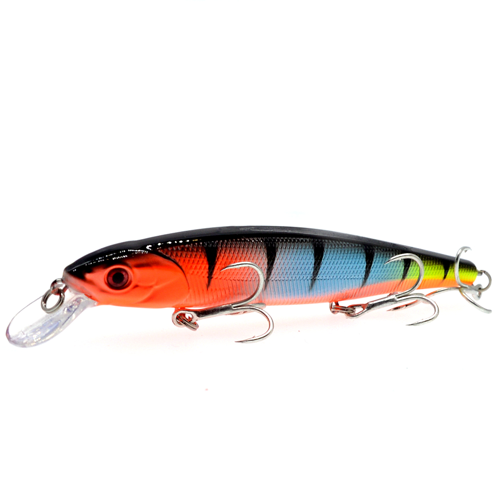 Image 3 - WLDSLURE  Best Quality Fishing Wobbler 24g/140mm Sinking Minnow Pike Bass Fishing Lures peche isca artificial-in Fishing Lures from Sports & Entertainment