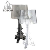 BDBQBL Modern Art Led Table Lamp Lustre For Living Room Bedroom Light Ghost Desk Lamp Acrylic