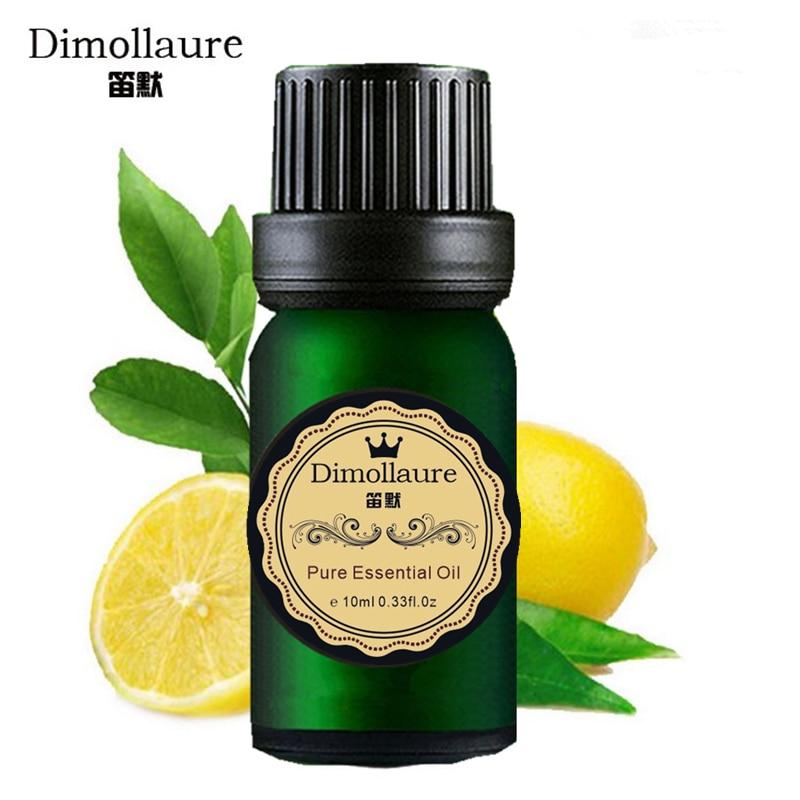 Dimollaure Lemon Essential Oil Aromaterapie zvlhčovač Relax Spirit - Péče o kůži