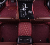 Kalaisike Custom Car Floor Mats For Chery All Models QQ3 Ai Ruize A3 Tiggo X1 QQ