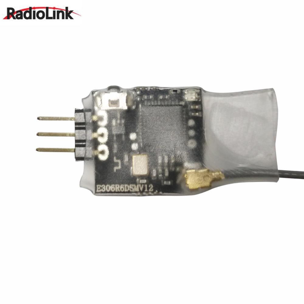 5ชิ้น/ล็อตR Adio L Ink R6DSM 2.4กรัม10ช่องรับสัญญาณเครื่องส่งสัญญาณDSSS FHSS Spread SpectrumสำหรับR Adio L Ink AT9 AT9S AT10 AT10II-ใน ชิ้นส่วนและอุปกรณ์เสริม จาก ของเล่นและงานอดิเรก บน   3