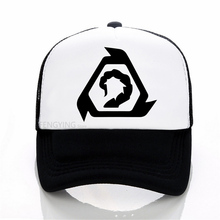 The Brotherhood of NOD baseball cap summer print mesh trucker Unisex Casual Adjustable snapback  hat Skullies