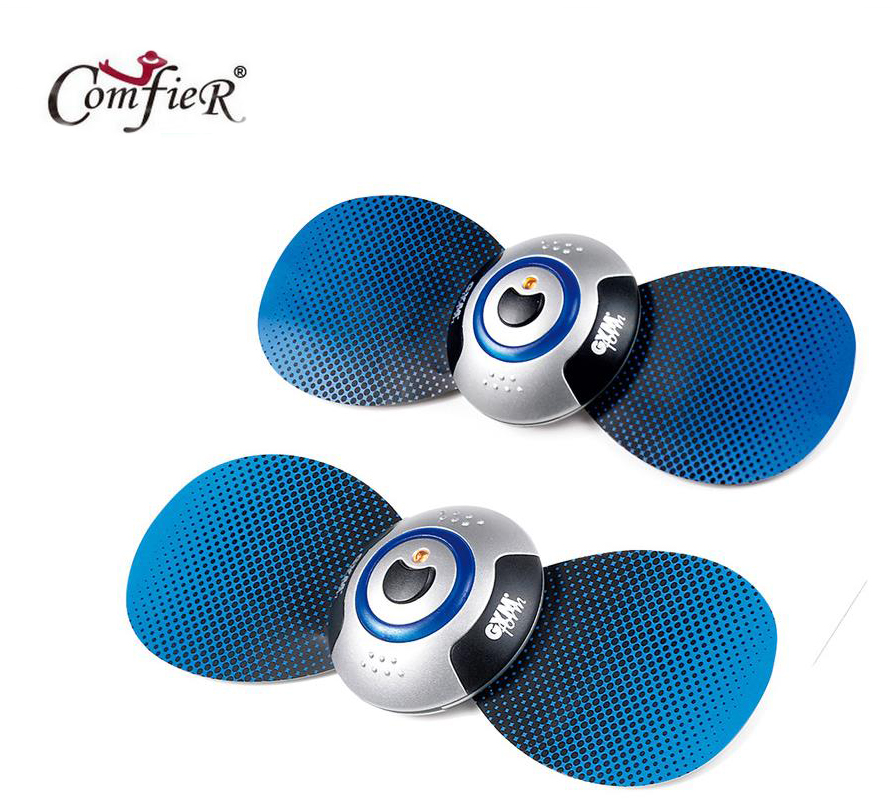 ФОТО 1 pieceElectric pulse body slimming massager.Wireless remote control neck magnetic tens acupuncture therapy.Women sex massager