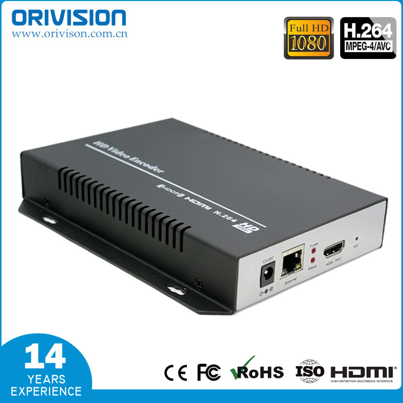 H.264 Hdmi Video Encoder H264 Hdmi Ip Stream Encoder Assist Rtsp, Rtp, Rtmp, Http, Udp Protocol And Onvif / Zy-Eh101