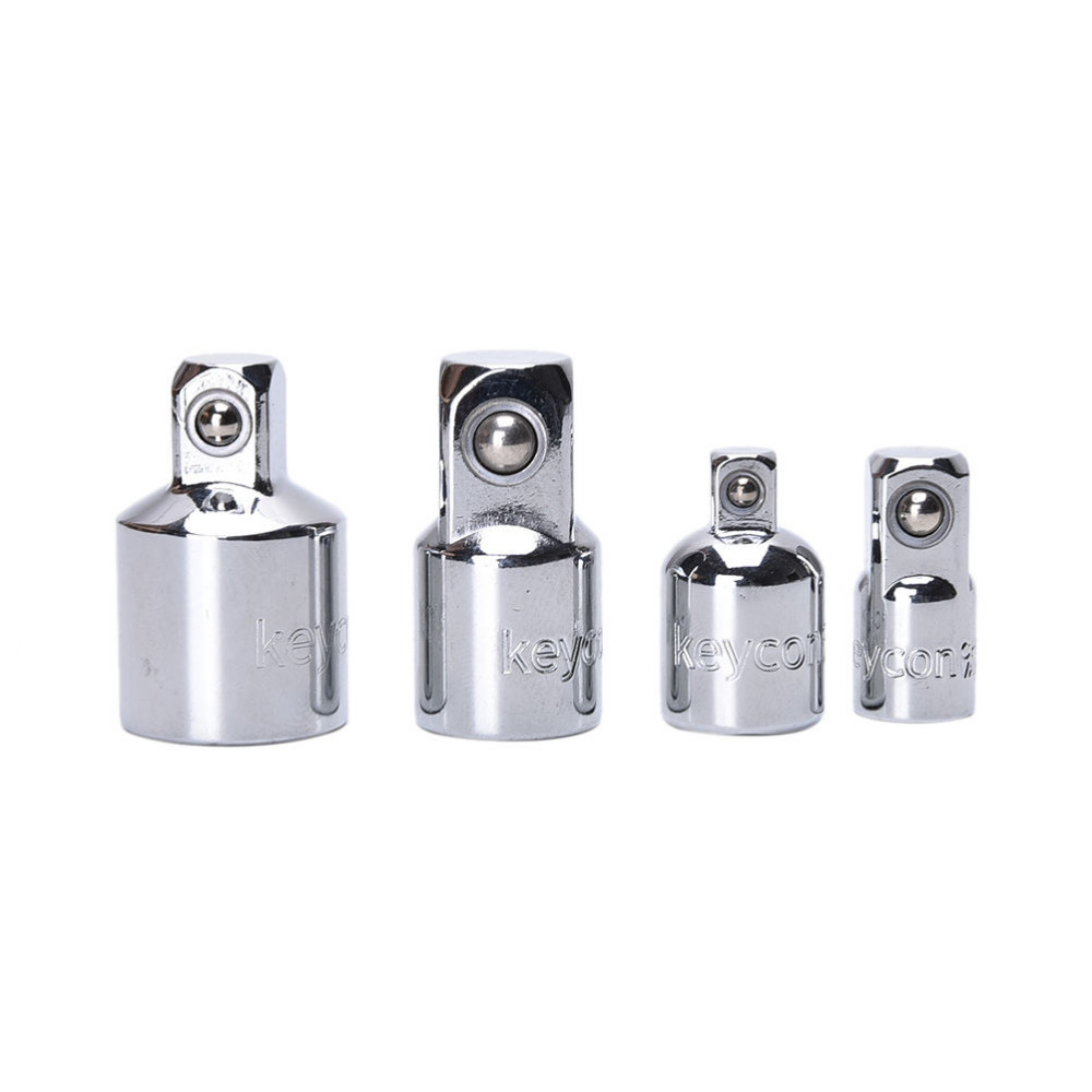 jetting 1pcs 14 38 12 drive socket adapter converter reducer air impact craftsman socket wrench adapter hand tools setin wrench from home improvement on