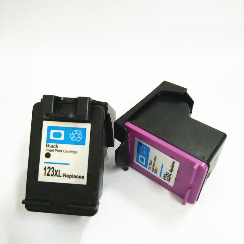 Vilaxh 123 xl үйлесімді сия картриджі HP 123xl - Кеңсе электроника - фото 5