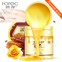 Original Horec Brand Natural Propolis Extract Hand Wax Exfoliate Paraffin Bath Nourish Anti Wrinkle Whitening Hand