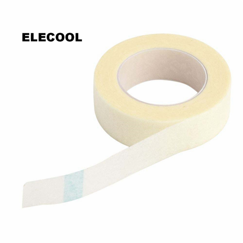 ELECOOL New 3PCS Eyelash Extension Patches Wrap Tape Eyelash Under Pads Eye Patch Tips Sticker Makeup Tool for woman