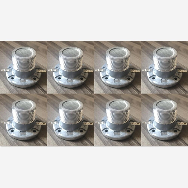8PCS Diaphragm Kit For JBL 2414H, 2414H 1,EON 315,305,210P, 315, 510, 928 IN STOCK