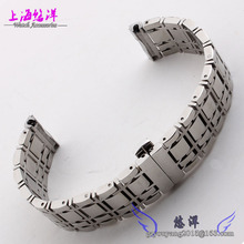 Watchband 20mm NEW Heavy solid 316L Stainless Steel Watch BANDS Bracelets for BU1350 BU1366 BU1360