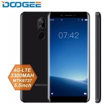Новый DOOGEE X60L 5,5 & #39 & #39 MTK6737 четырехъядерный 2 Гб ОЗУ 16 Гб ПЗУ 4G Двойная камера 13.0MP Android 7,0 3300 мАч отпечаток пальца Smartp