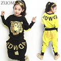 2-12T Fashion Children Clothing Fashion Baby Girl Clothes Set Bbaby Boy Clothes Girls Clothing Sportswear Suit Kids Wear YL463