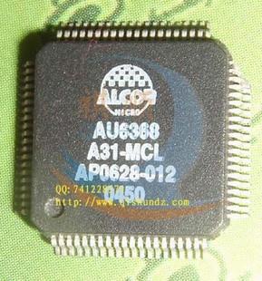 AU6368 DRIVERS WINDOWS XP