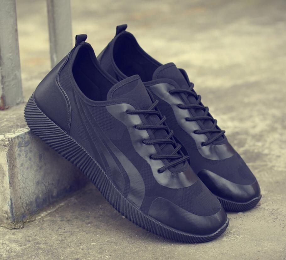 Zapatillas Haute Été Mode Masculine Chaussure 2018 Baskets Homme Blue Chaussures Hommes Printemps Respirant Weige Occasionnels Qualité rrFYx6