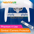 Gimbal Protector Guard Camera Protective Board Plate Landing Gear Vibration Damper Anti-Collision for DJI Phantom 4
