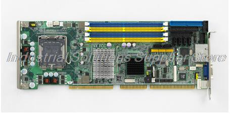 Pca-6194 full length 6194vg card support dual core 100% tested perfect