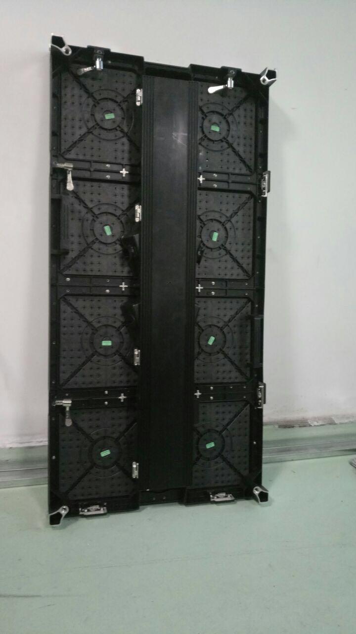 500x1000 мм помещении RGB LED экран дисплея p3.91 indoor литой алюминиевый корпус для аренды рекламы видеостена светодиодный экран